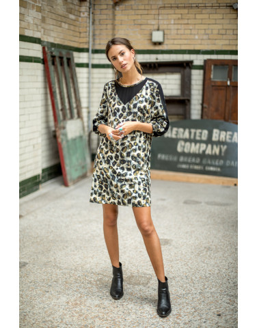 Noura Leopard Camo