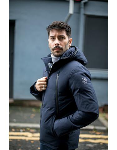 Blue Industry Jacket Outdoor